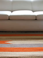 Fault inspection and reporting service for carpets fitted in the home